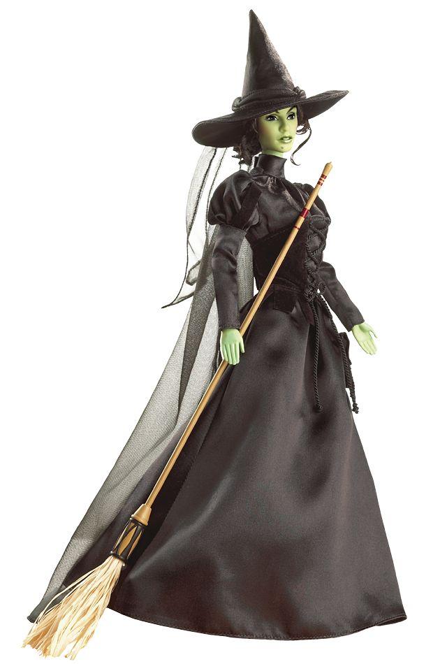 Wizard Of Oz clipart the west Dolls Barbie Pinterest Best Wicked