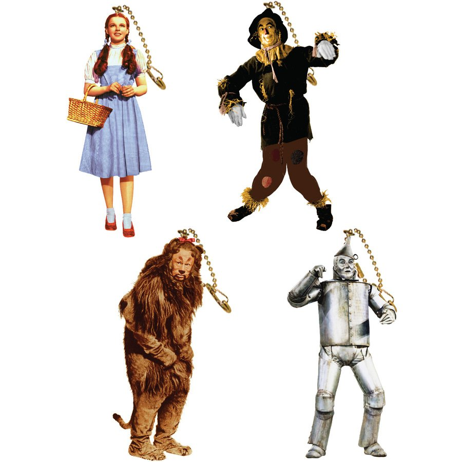 Wizard Of Oz clipart vintage art #15