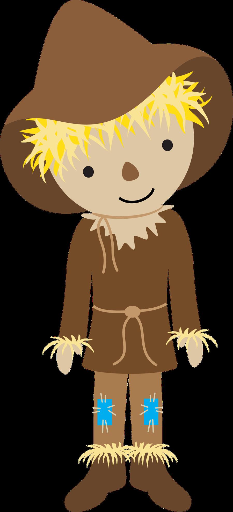 Scarecrow clipart baby Minus Clip Mágico Oz de