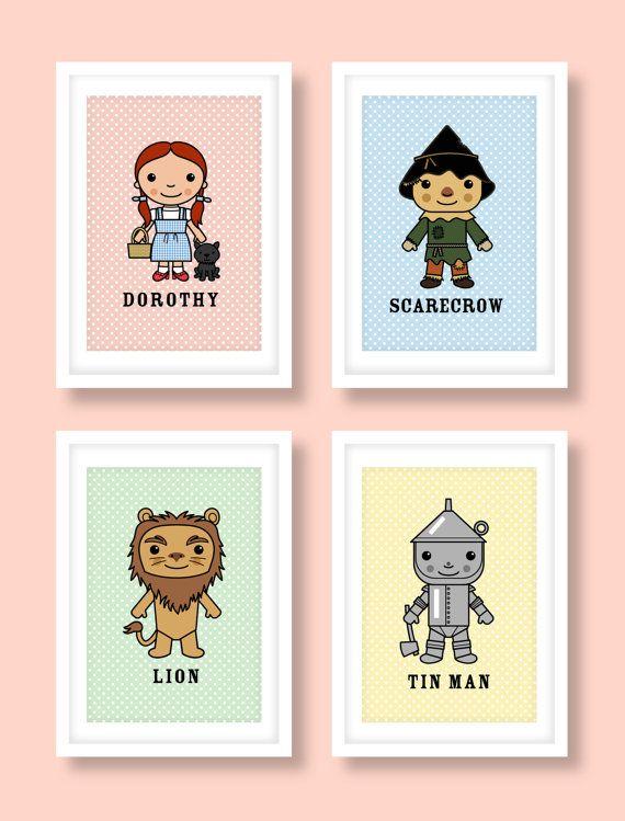 Wizard Of Oz clipart wallpaper Wizard wall kids Ideas by