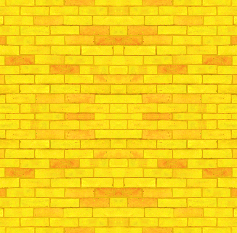 Wizard Of Oz clipart wallpaper Road Brick by  Spoonflower