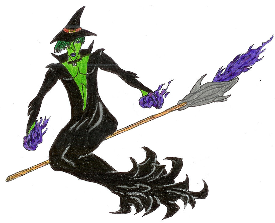 Witch clipart wizard oz witch The of Oz oz Of