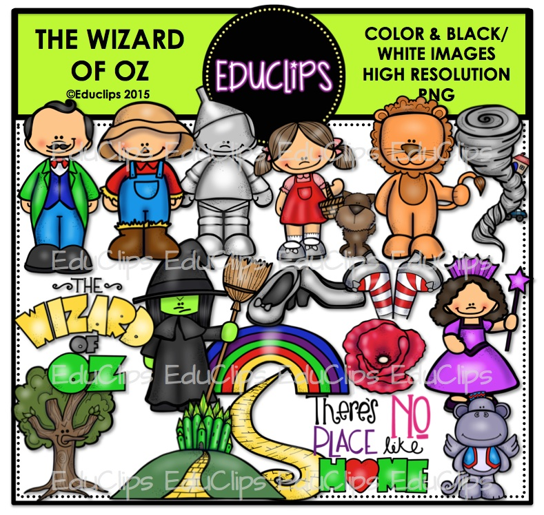 Wizard Of Oz clipart wizardof To Of Wishlist (Color and