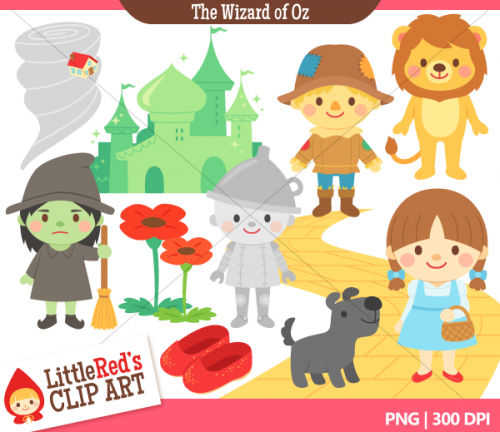 Wizard Of Oz clipart wizardof #10