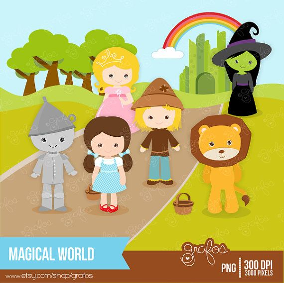 Wizard Of Oz clipart wizardof WORLD of about Oz The