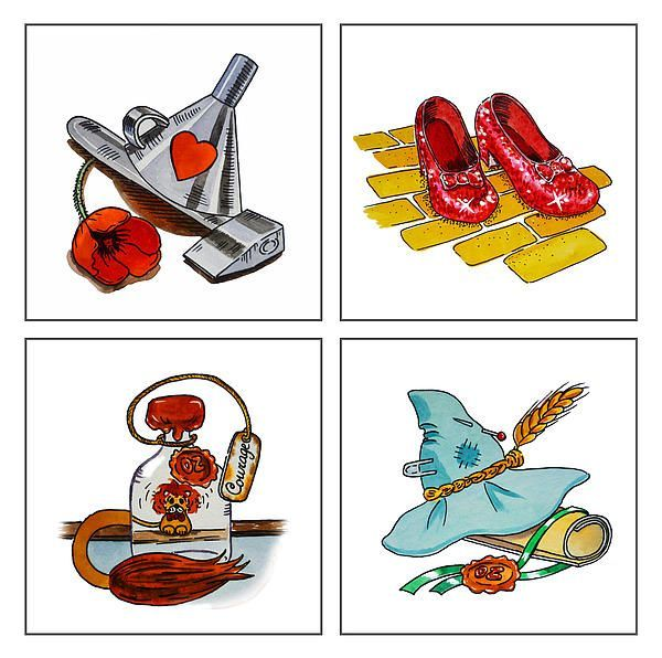 Wizard Of Oz clipart wonderful wizard #9