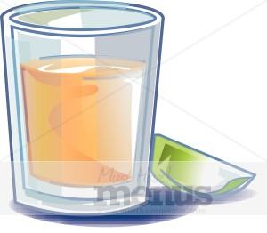 Tequila clipart alcohol shot Clipart Graphics Images Cocktail Shot