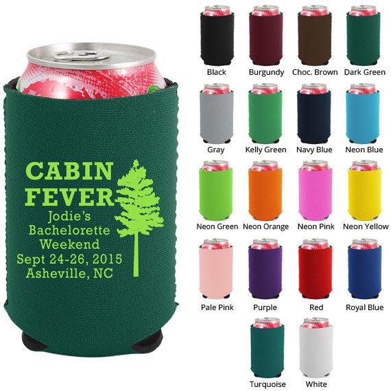 Wodka clipart bachelorette  (6058) Fever Cooler Neoprene