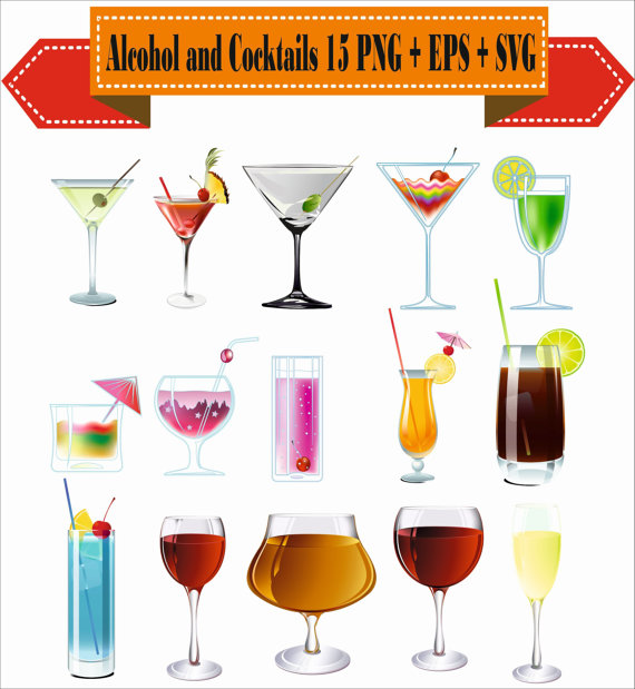 Vodka clipart cocktail Vodka PNG Download Files Alcohol