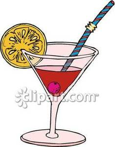 Vodka clipart cocktail Free Clipart Royalty Vodka Cranberry