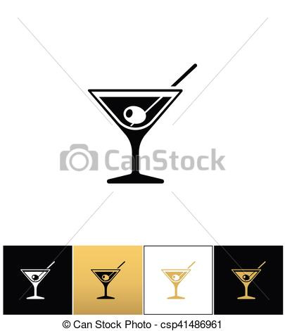 Vodka clipart cocktail Martini Clip with of and