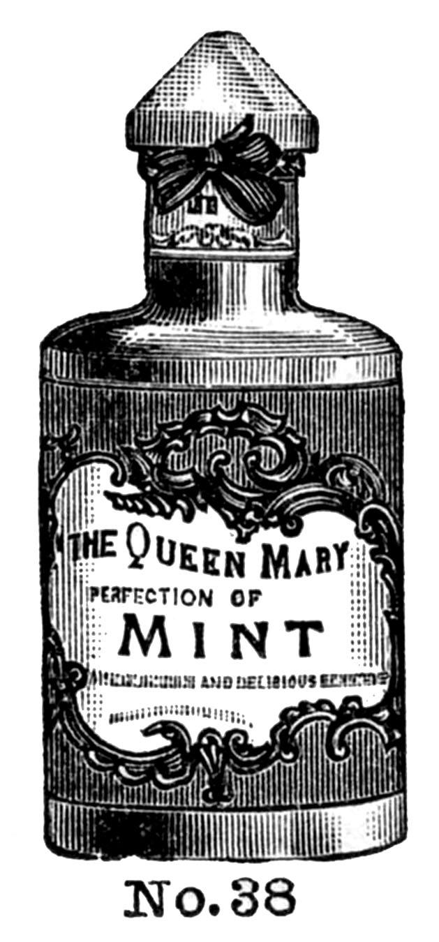 Wodka clipart retro Graphics – Fairy The Cosmetic