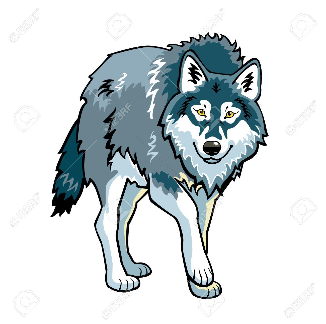 Wolf clipart Clipart wolf%20clipart%20 Clipart Panda Free