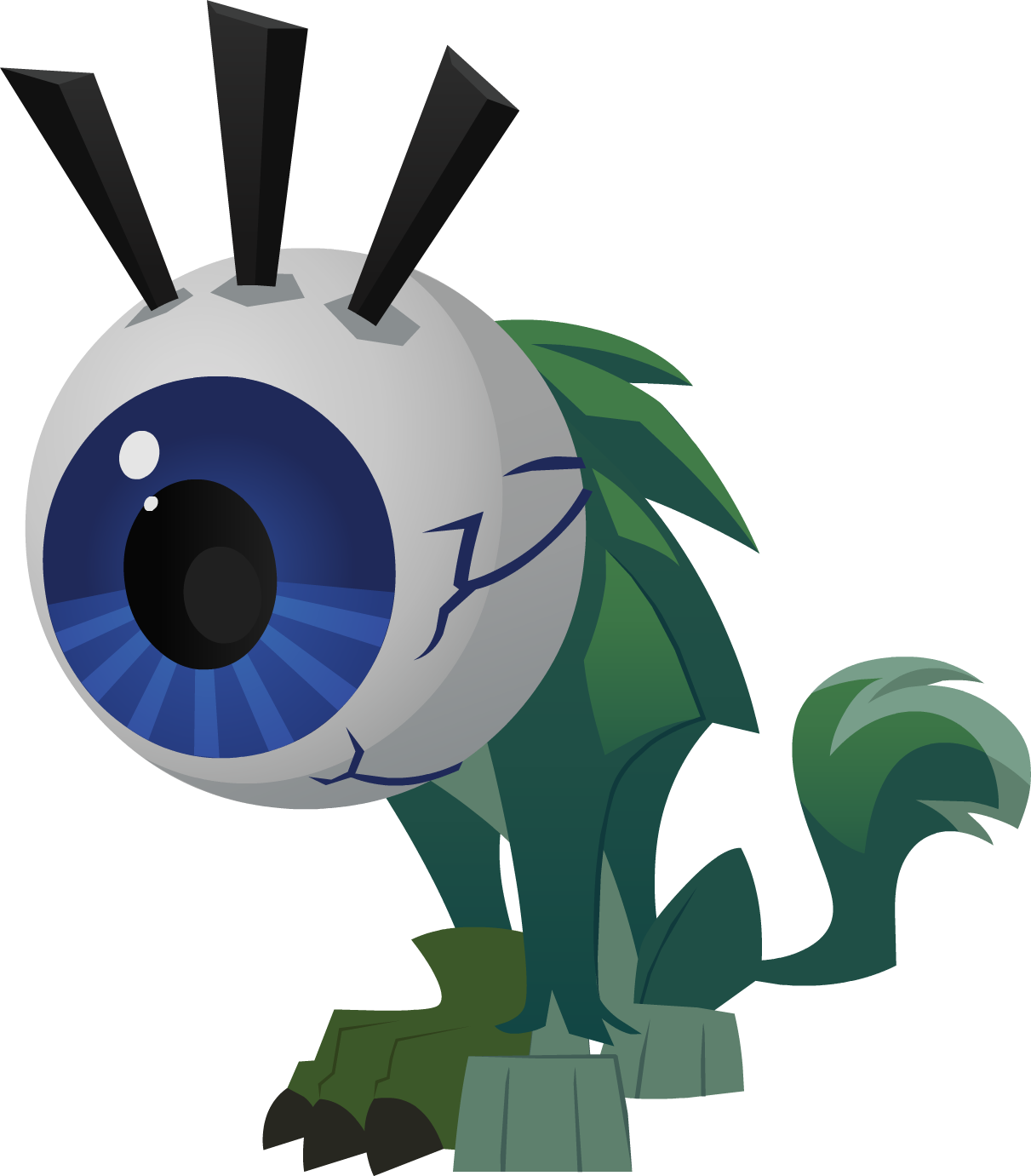 Wolf clipart animal jam Png Wiki Fandom Animal eyeball