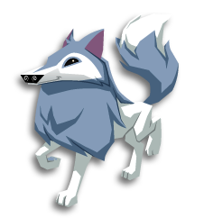 Wolf clipart animal jam Activation Jam Animal Wolf Account