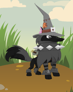 Wolf clipart animal jam Finally!!! JammerAnthem on finally!!! wolf
