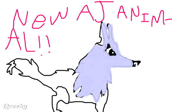 Wolf clipart basic ARCTIC WOLF!!!! :D by Share