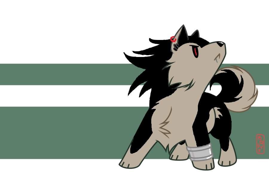 Wolf clipart chibi Smash Chibi Link! wolf wolf