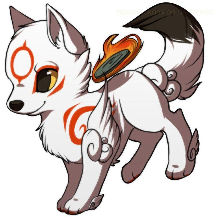 Wolf clipart chibi Result  chibi Pinterest wolf