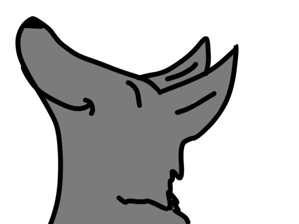 Wolf clipart disney Wolf Clip Clipartion Art com