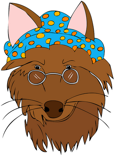 Wolf clipart grandma You The What as Chronicles: