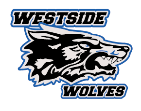 Wolf clipart westside Saints  Weekly