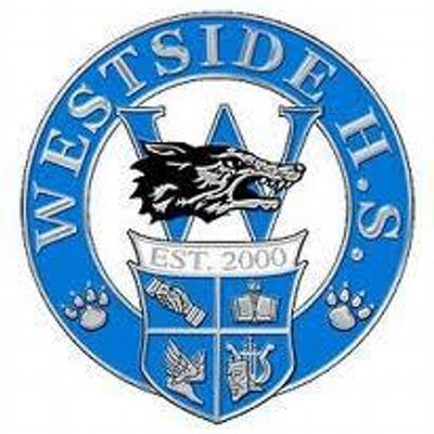 Wolf clipart westside High High Westside Westside School
