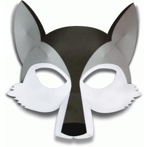 Wolf clipart wolf mask Design #76444: wolf wolf Design
