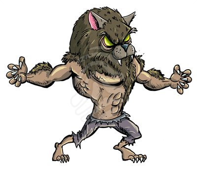 Wolfman clipart Panda Clipart Werewolf Images halloween%20werewolf%20clipart