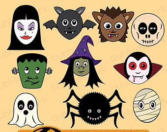 Dracula clipart frankenstein Etsy bat masks Morticia clip