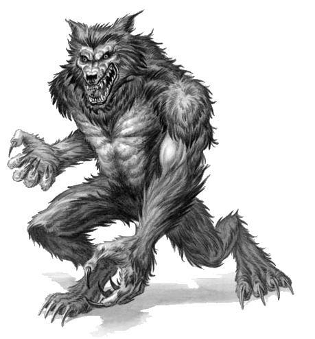 Werewolf clipart Werewolf Clipart Clipart Savoronmorehead Savoronmorehead