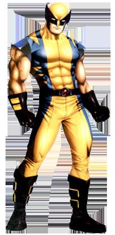 Wolverine clipart Stand Wolverine Men Clipart Leap