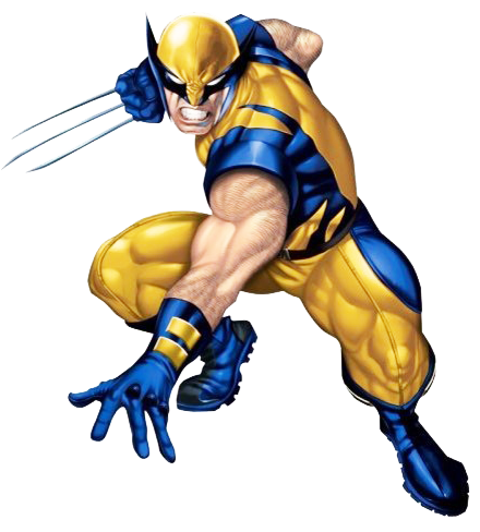 Wolverine clipart Free Clip Clip Art on