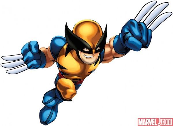 Wolverine clipart  Clipart Men Download Clip