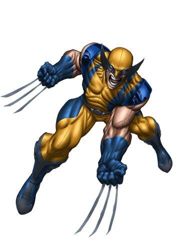 Wolverine clipart Wolverine HERO #Clip ART ÅÅÅ+