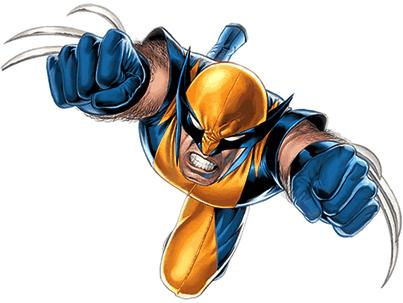 Wolverine clipart avenger Wolverine Clipart Printables Superhero