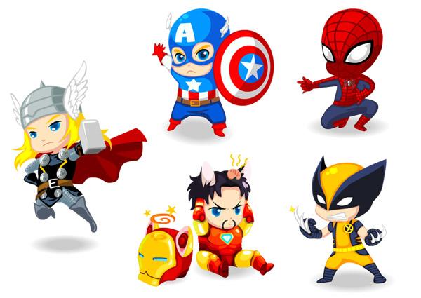Wolverine clipart avenger By Avengers koratCF by Avengers