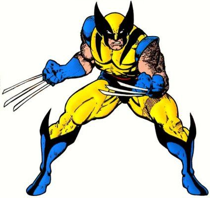 Wolverine clipart avenger DC  Best AND and