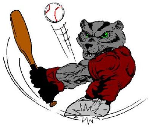 Wolverine clipart baseball Baseball Home Grove Union /