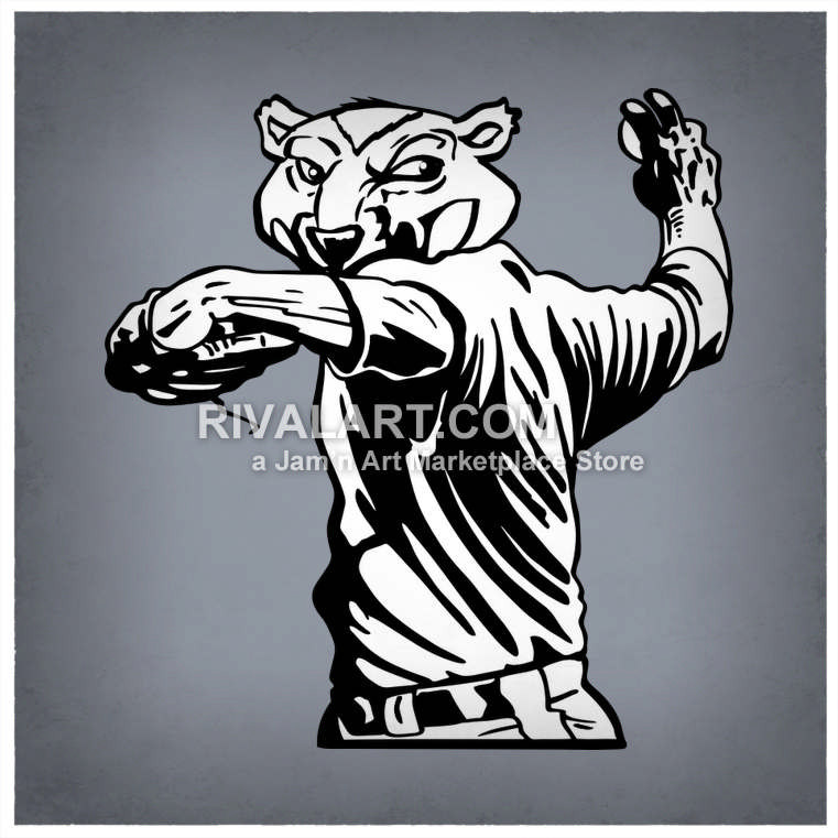 Wolverine clipart baseball A Baseball Baseball Throwing Throwing