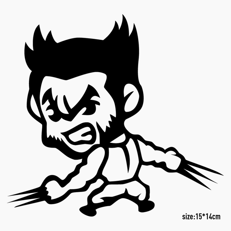 Wolverine clipart animal For from Body Styling COOL