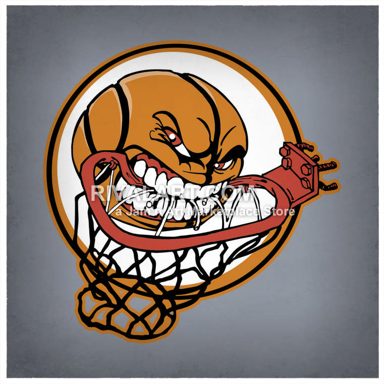 Wolverine clipart indian basketball Mean Rivalart on Basketball Basketball