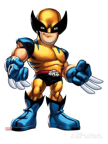 Wolverine clipart marvel 282 Superheroes best Wolverine images