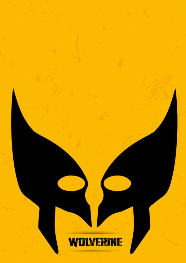 Wolverine clipart mask Mask PosterVine PosterVine's Wolverine by