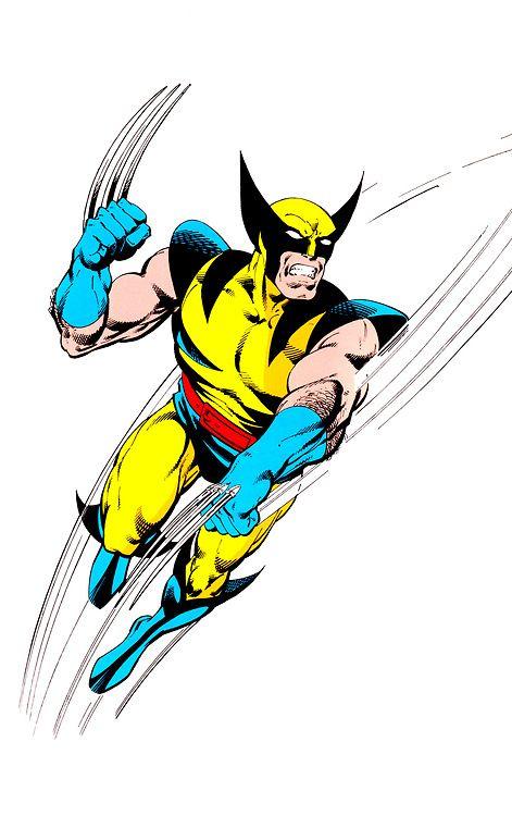 Wolverine clipart old school & Wolverine Pinterest Stuff best