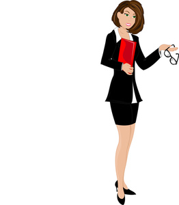 Woman clipart 2 free Clipartix Woman Woman
