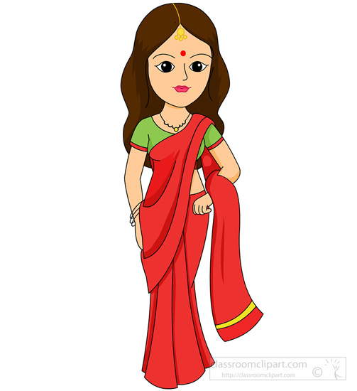 Traditional Costume clipart spanish music Clipart woman clipartix clipart Indian