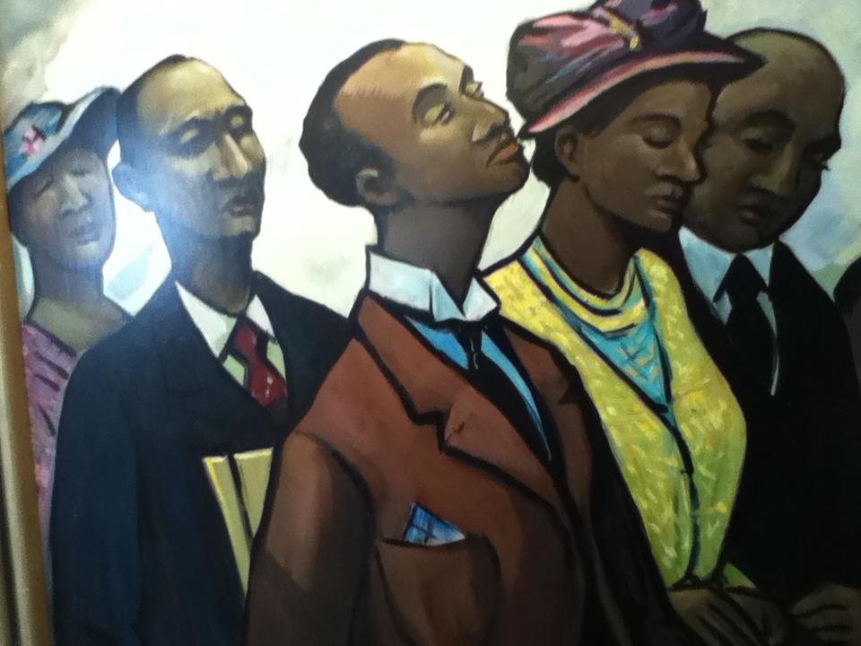 Woman clipart african american church #15