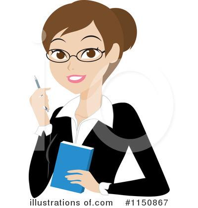 Woman clipart business woman Rosie schliferaward by #1150867 Illustration