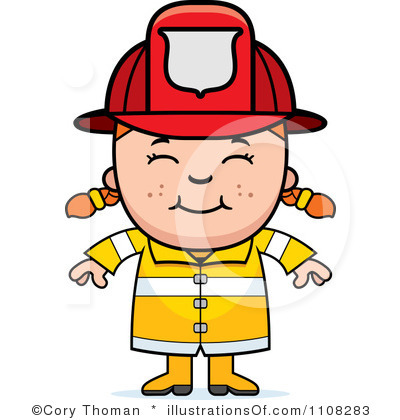 Woman clipart fire fighter Clipart woman woman Firefighter clipart